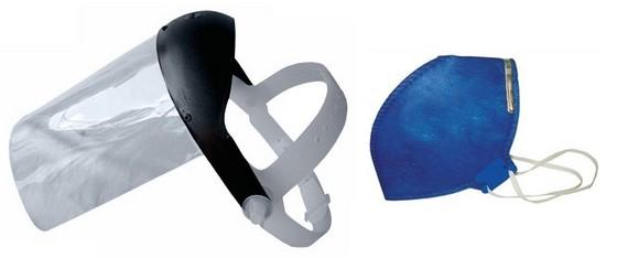 39014abfb5308 Máscara proteção com filtro e modelos descartáveis - CELPAN